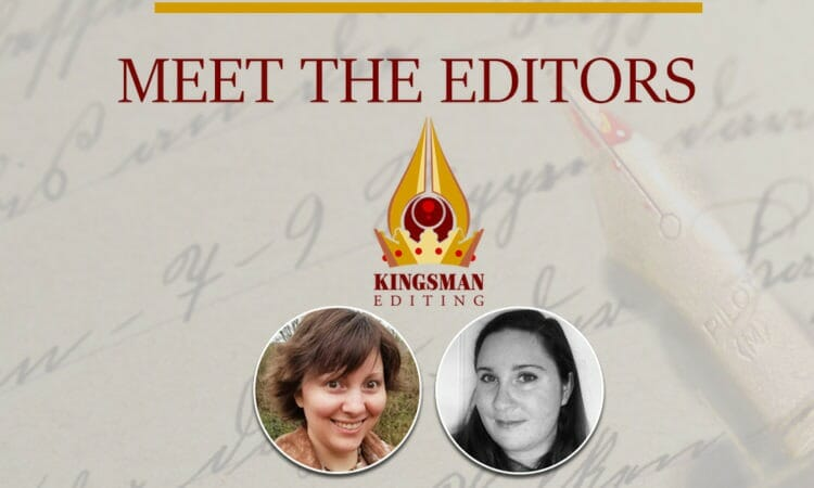 Get to know the Kingsman Editing editors